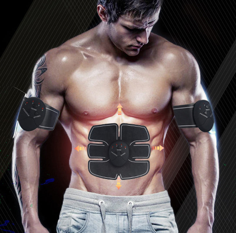 Hi-Intensity Abdominal Toning Stimulator