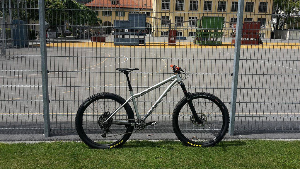 Bike Check: Paolo's Chromag Wideangle