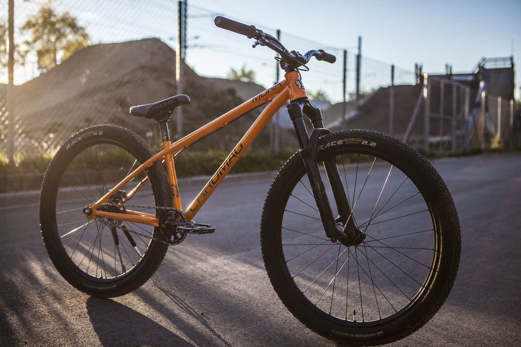 Bike Check: Robin's Chromag Monk