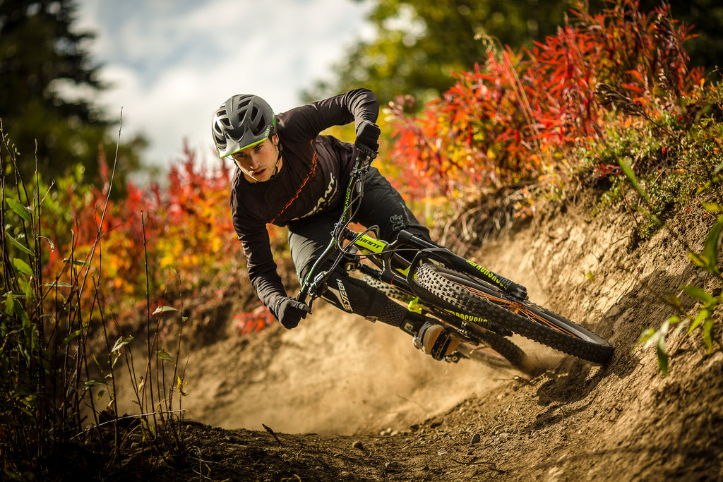 Chromag rider Reece Wallace explores the Yukon