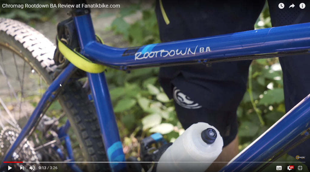 Chromag Rootdown BA review by Fanatik Bike