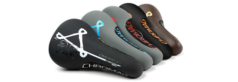 Chromag saddles