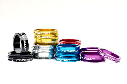 Chromag headset spacers at best price on biketheworld.be