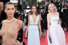 Bella Hadid, Alessandra Ambrosio and Kirsten Dunst's Cannes