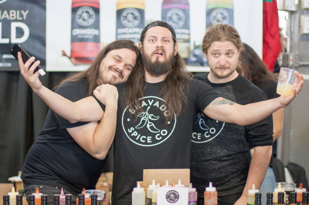The Bravado Spice Co. team