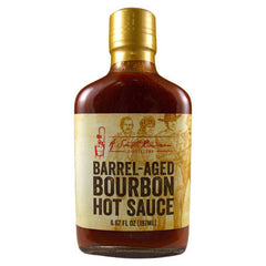 Barrel-Aged Bourbon Hot Sauce