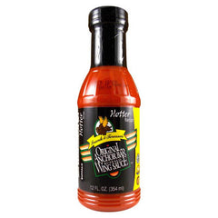 Hotter Buffalo Wing Sauce
