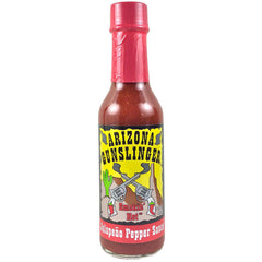 Arizona Gunslinger Smokin' Hot Red Jalapeno Pepper Sauce