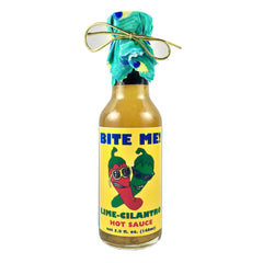 Bite Me Lime Cilantro Hot Sauce