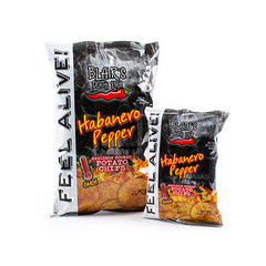 Death Habanero Chips