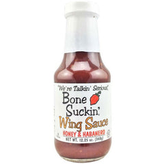 Honey & Habanero Wing Sauce
