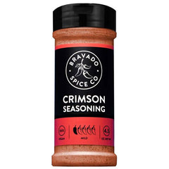 Crimson Seasoning