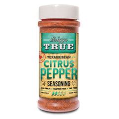 Texarribean Citrus Pepper Seasoning & Rub