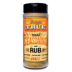 Texas Seasoning and Rub
