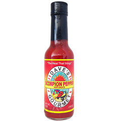 Scorpion Pepper Hot Sauce