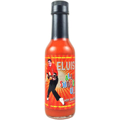 Elvis All Shook Up Hot Sauce