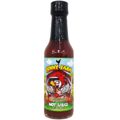 Funny Farm Chipotle Chicken Hot Sauce