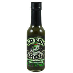 Green Ghost Hot Sauce