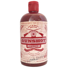 Gunshot Hot & Spicy BBQ Sauce