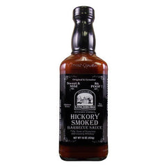 Historic Lynchburg Tennessee Whiskey Hickory Smoked Barbecue Sauce
