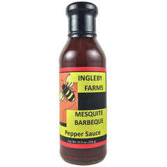 Ingleby Farms Mesquite Barbeque Pepper Sauce