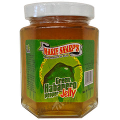 Green Habanero Jelly