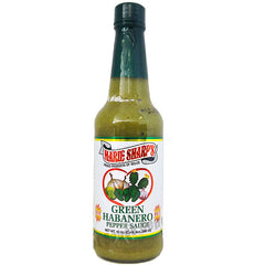 Green Habanero Hot Sauce
