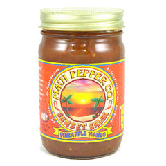 Maui Pepper Sunset Salsa - Hot