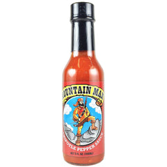 Mountain Man Chipotle Hot Sauce