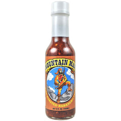 Mountain Man Fire Roasted Habanero Hot Sauce