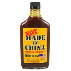 Not made In China Barbecue and Dipping Sauce