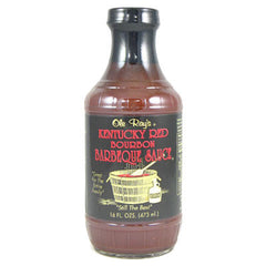 Kentucky Red Bourbon Barbecue Sauce