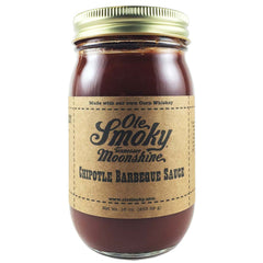 Ole Smoky Moonshine Chipotle BBQ Sauce