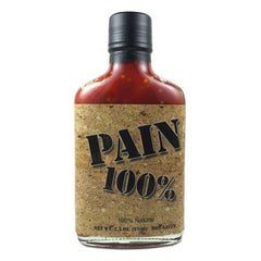 Taste the Pain 100% Hot Sauce