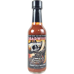 Deadwood Smoked Pepper California Style Taco Sauce