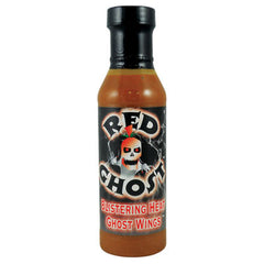 Blistering Heat Ghost Wing Sauce