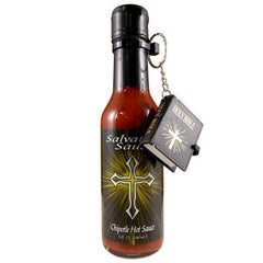 Salvation Sauce Chipotle Hot Sauce