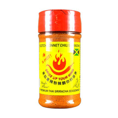 Scotch Bonnet Chili Sriracha Dust Premium Thai Sriracha Seasoning