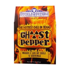 Ghost Pepper Chile Kits