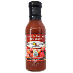 Apple Bourbon BBQ Sauce