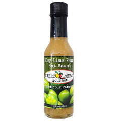 Key Lime Pear Hot Sauce