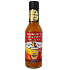 Pineapple & Ghost Pepper Hot Sauce