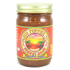 Maui Pepper Hot Pineapple Sunset Salsa