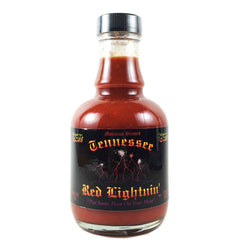 Tennessee Red Lightnin' Hot Chili Pepper Sauce