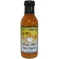 Hot Garlic Wing Sauce