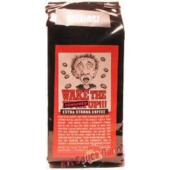 Wake the F*@k Up!!! Hazelnut Extra Strong Coffee