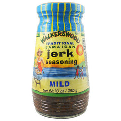 Mild Jerk Seasoning