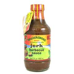 Spicy Jamaican Jerk Barbecue Sauce