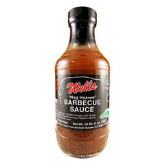 Wells Pork Hog Heaven Barbecue Sauce