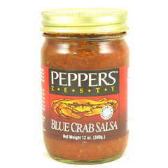 Zesty Blue Crab Salsa